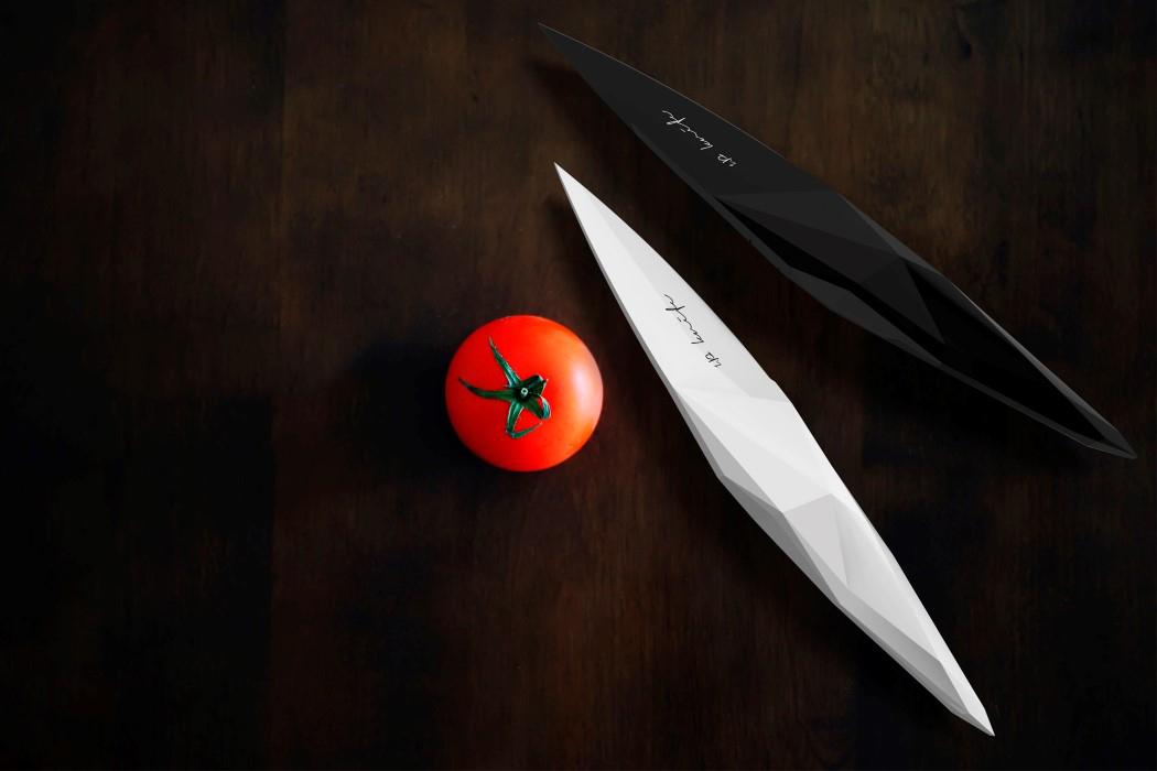 Knives of future past yanko design for Cuisine haut de gamme