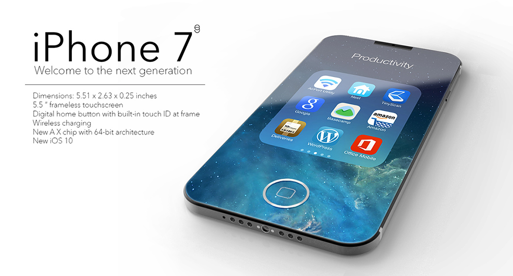 iPhone 7 Bigger Screen Same Size