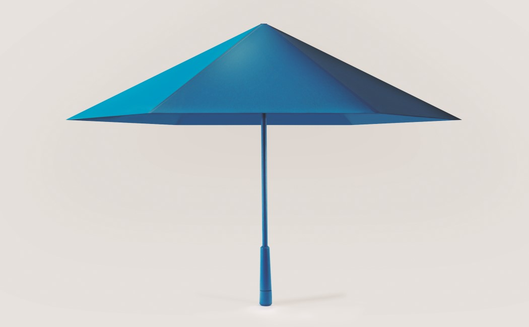 the awesome origami umbrella yanko design