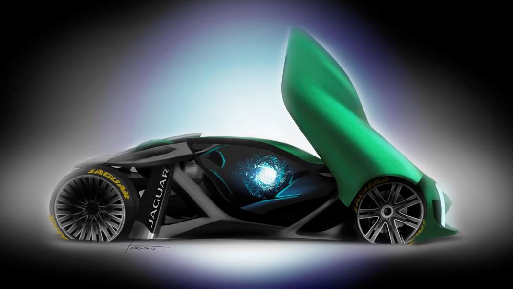 jaguar_naked_car_1