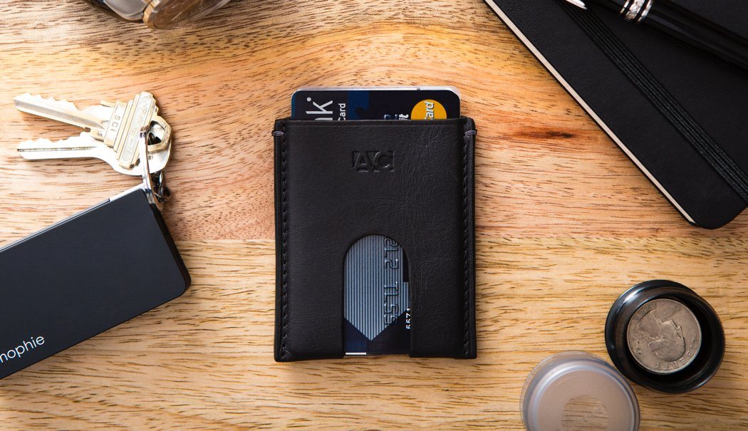"More Minimal Than Ever – The ⅛"" Wallet - image anson_calder6 on http://bestdesignews.com"