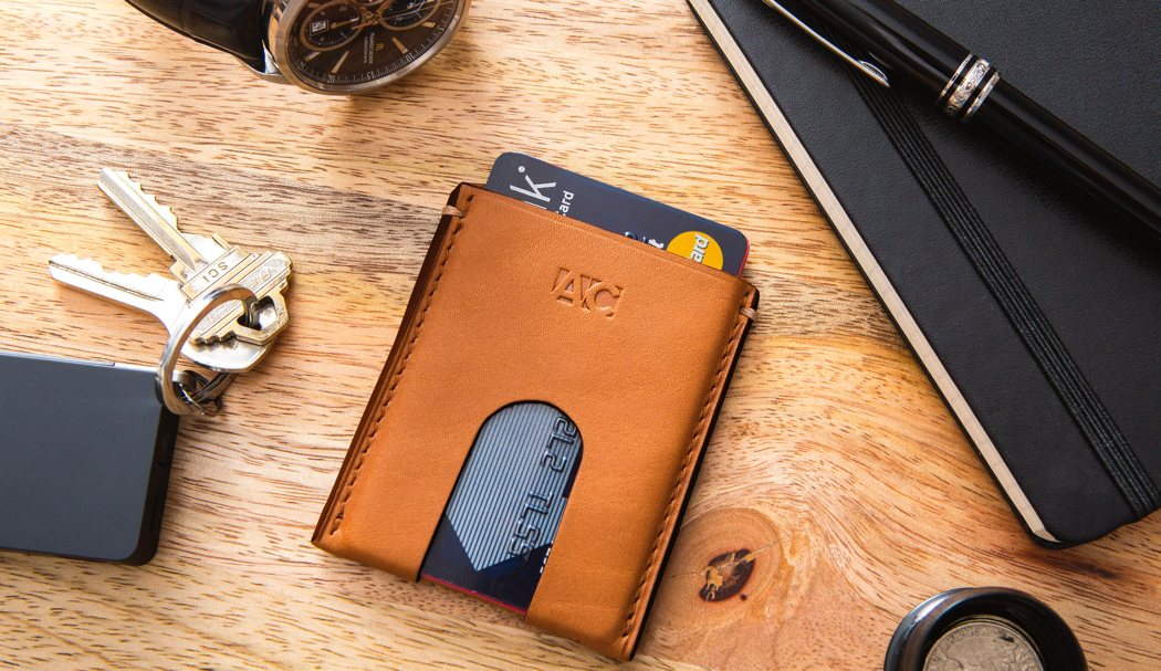 "More Minimal Than Ever – The ⅛"" Wallet - image anson_calder7 on http://bestdesignews.com"