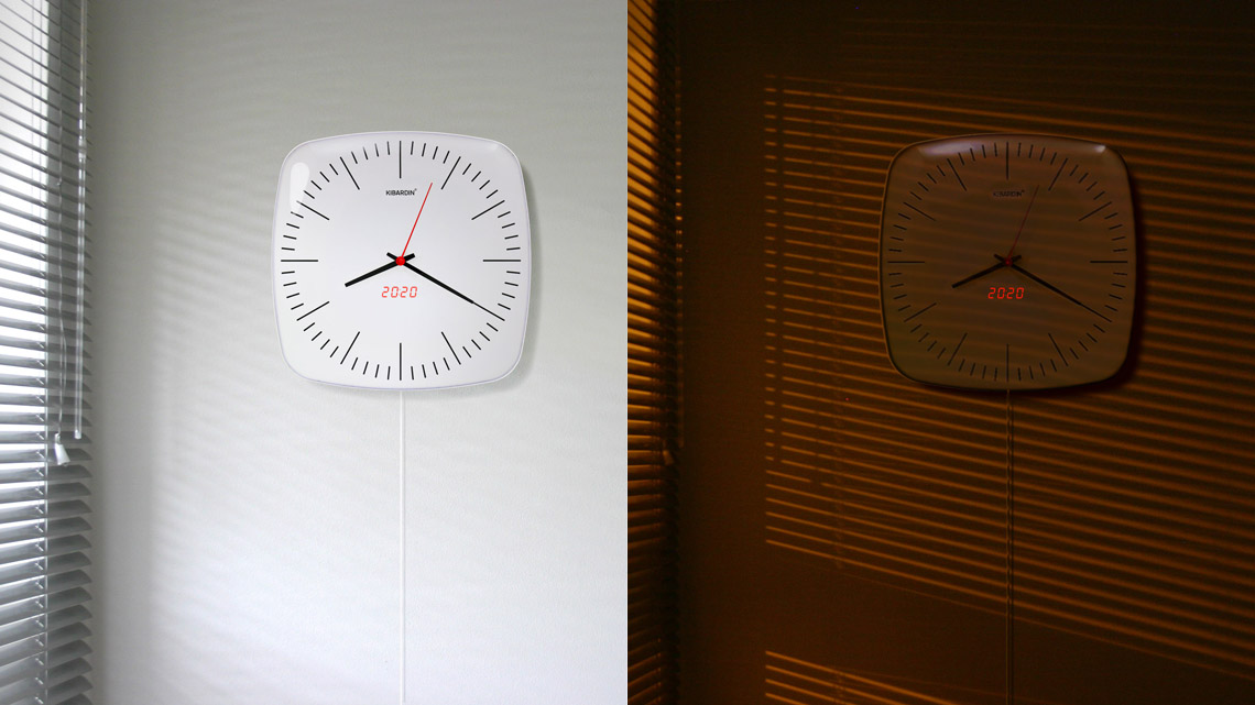 The Minimalist Multi Clock Yanko Design