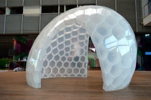 The Most Beautiful Igloo Ever!