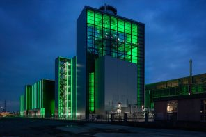 This Power Plant Isn't Just Green – It's Beautiful!