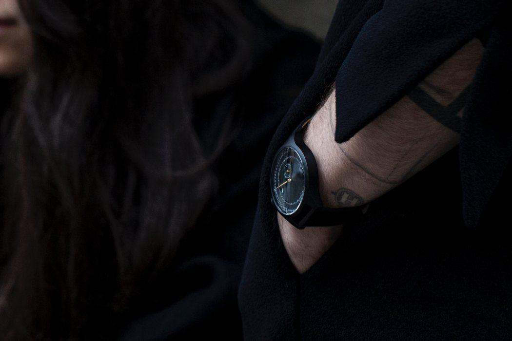 Squarestreet Timepiece