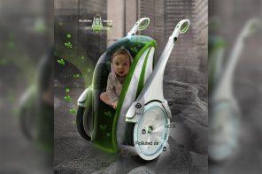 Futuristic Babypods!