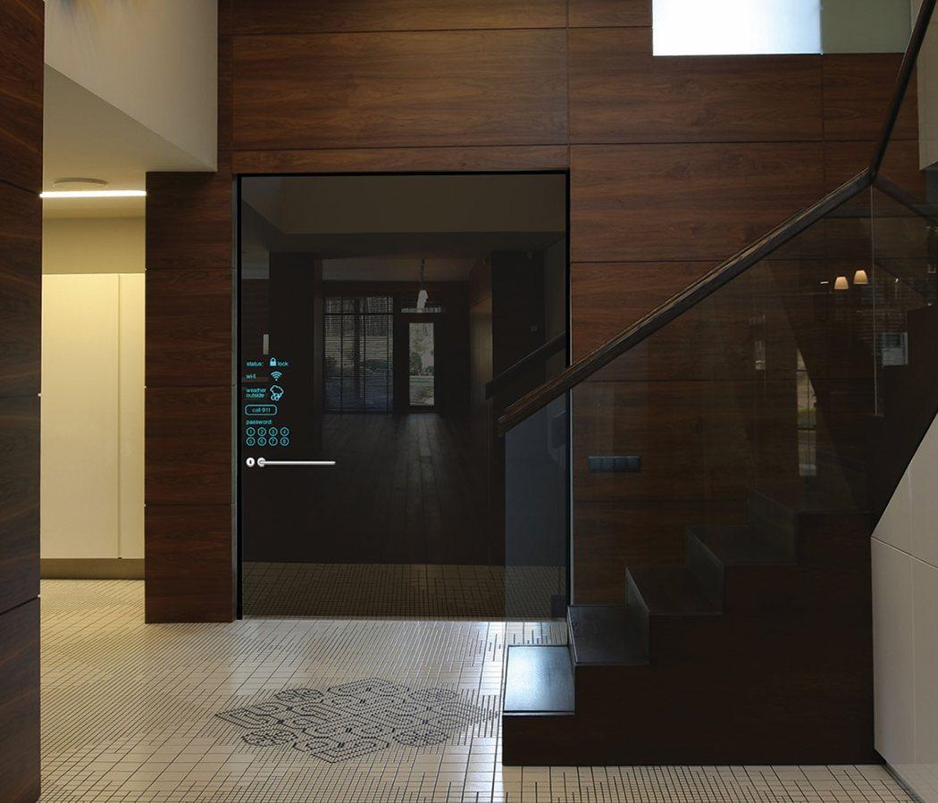 smartdoor & More than a Door | Yanko Design