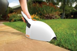 The Dustbuster of Lawnmowers!