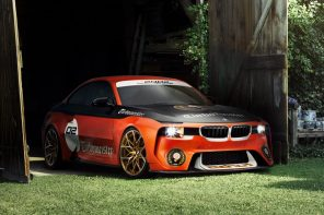 A BMW Tribute to Turbo