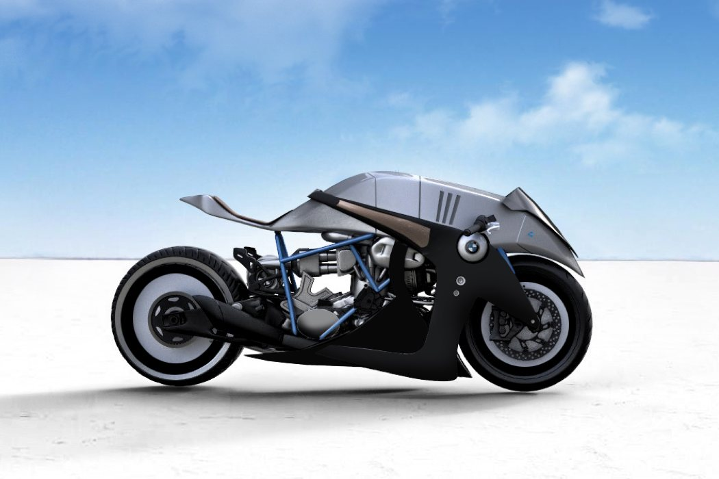The Raptor Of Motorbikes Yanko Design