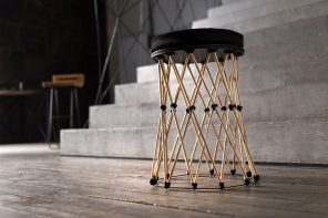 A Quirky Corky Stool