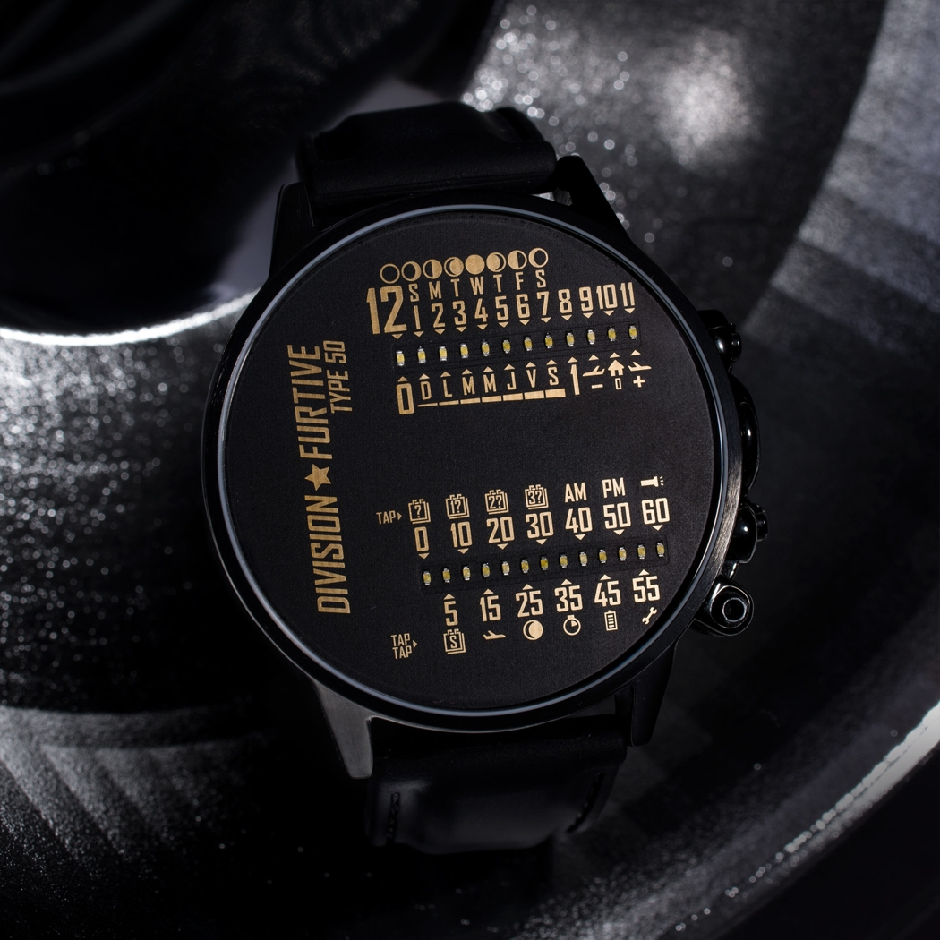 A watch like you've never seen
