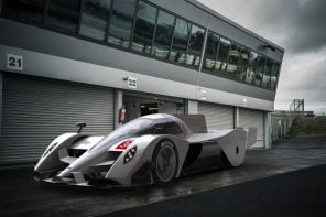 Le Mans Goes Green