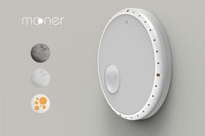 A Lunar-inspired Light Switch