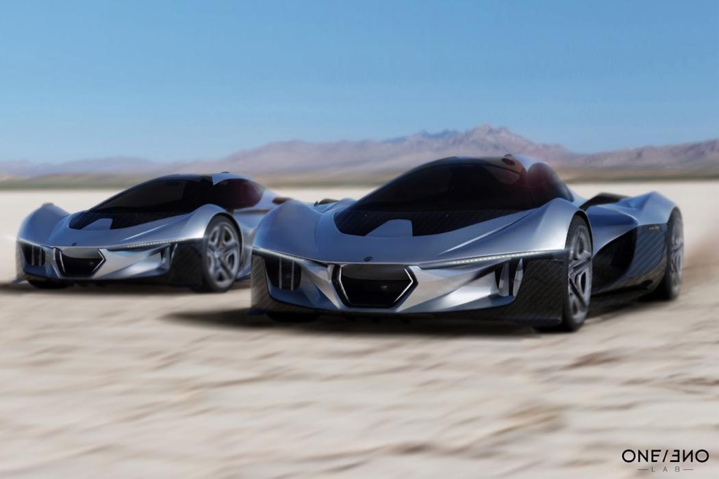 Oh Hello Hypercar Yanko Design