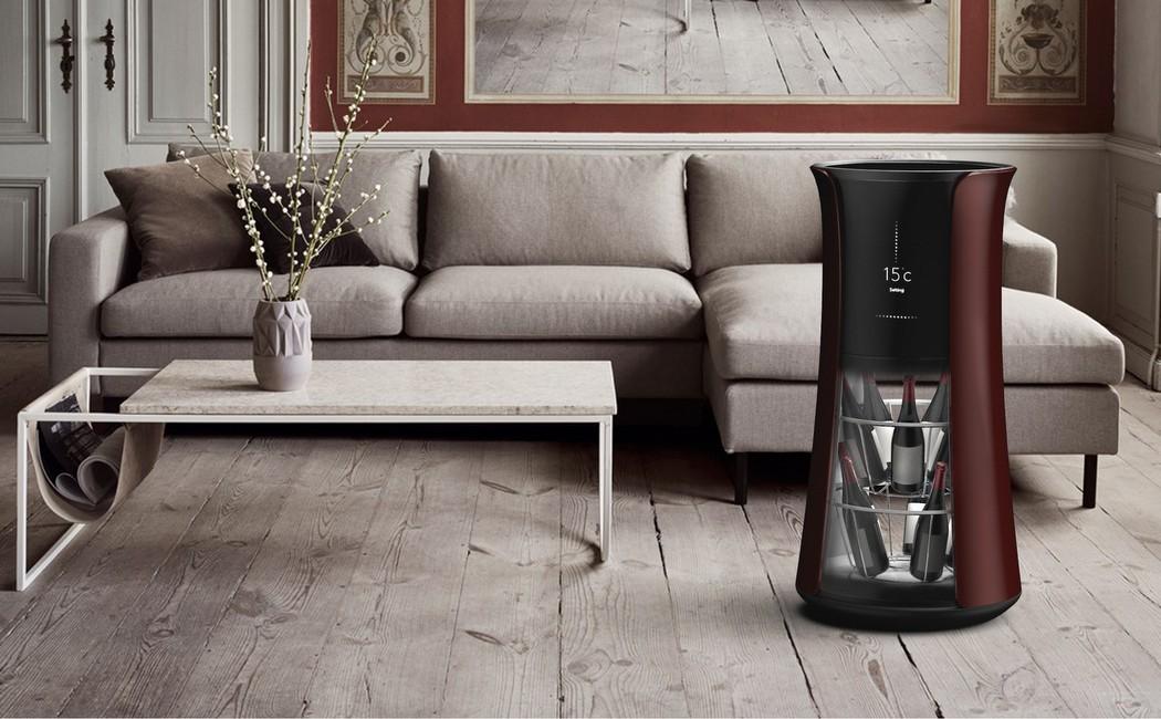 your bordeaux butler bot yanko design. Black Bedroom Furniture Sets. Home Design Ideas