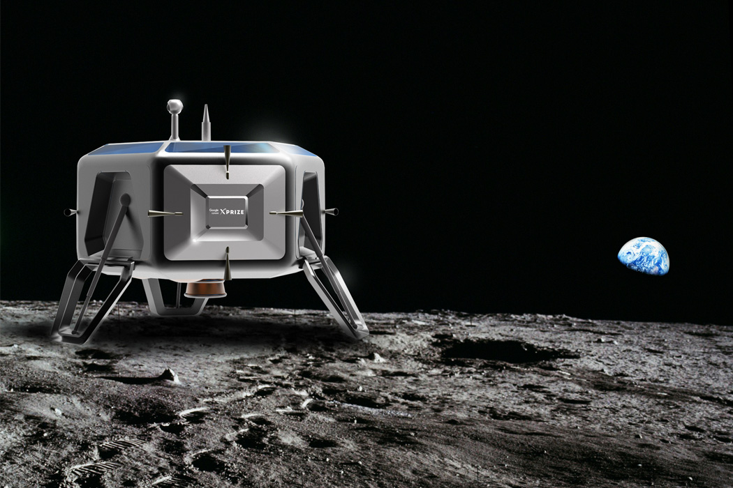 Next Gen Robotic Space Exploration | Yanko Design