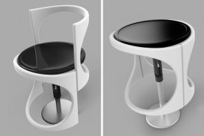 One Cool Stool