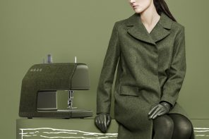 A Chic Twist on the Sewing Machine