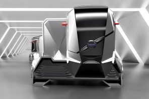 Autonomous Trucks of the Future
