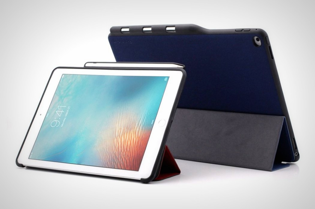Don't leave home without this iPad Pro Case!