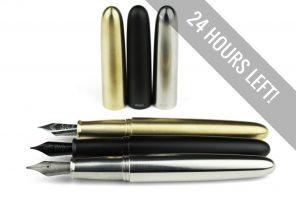 Minimal Pen, Maximal Expression