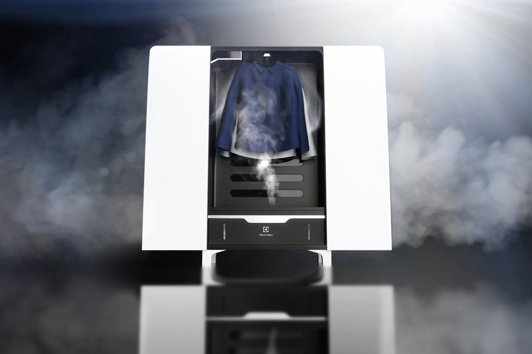 A Closet That Cleans With Steam Yanko Design