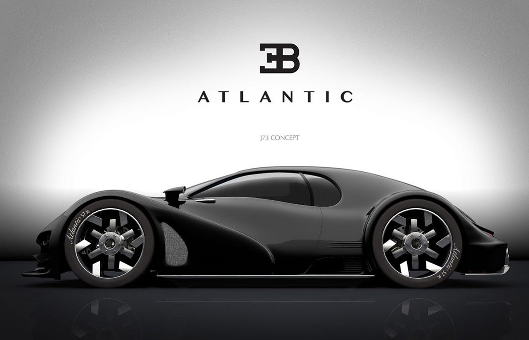 the most beautiful bugatti