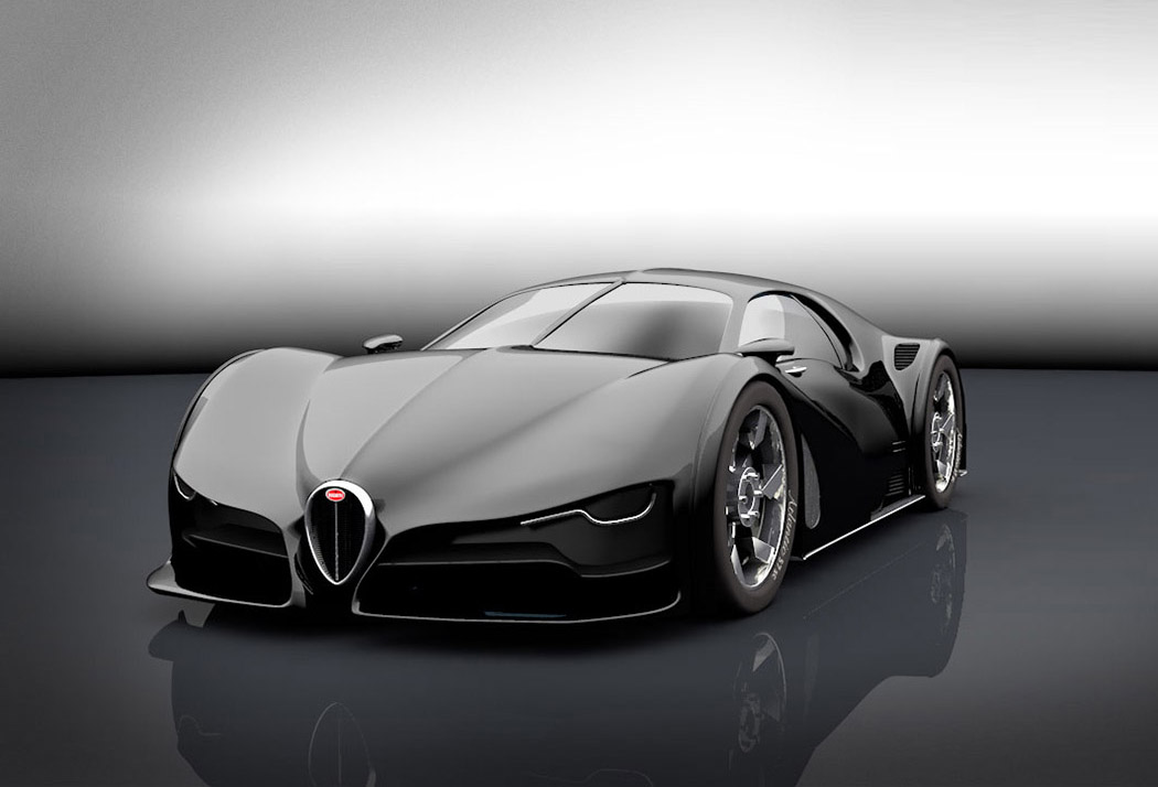 The Most Beautiful Bugatti Yanko Design