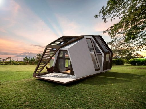 mobile home | Yanko Design