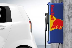 Redbull energizes cars now!