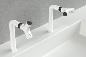 A 3-in-1 Water Fixture