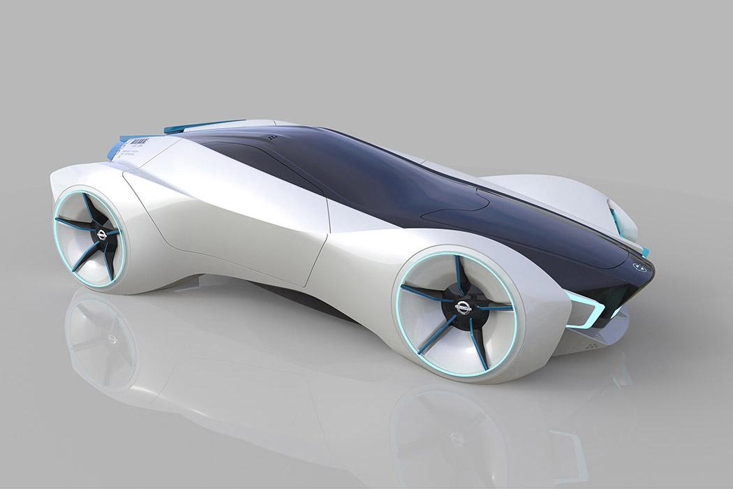 A Battery Powered Beauty   Yanko Design