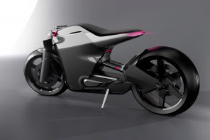A Form-follows-Evolution Bike!