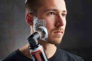Time-saving shaving!