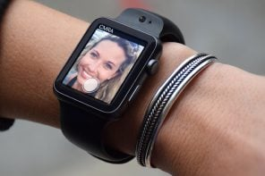 FaceTime on your Apple Watch?!