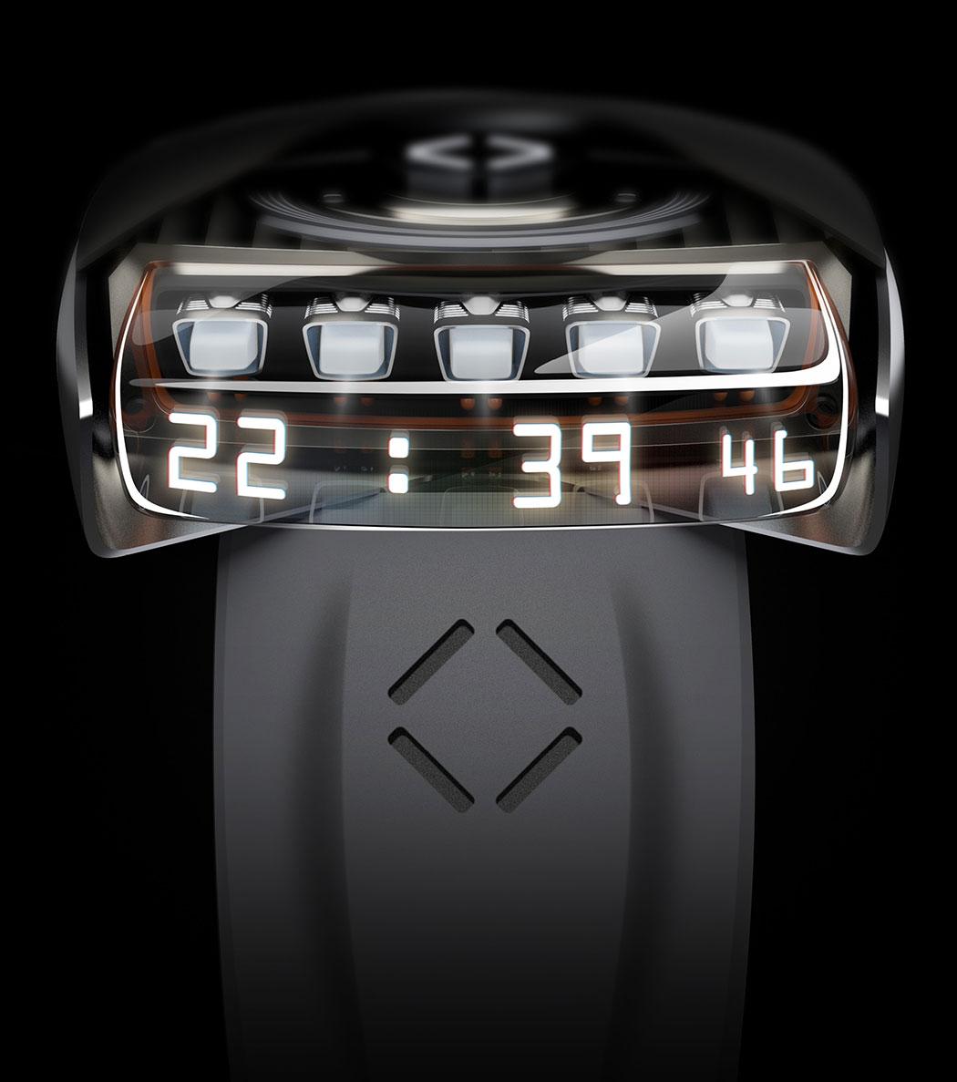 If Future Faraday Made A Watch Yanko Design