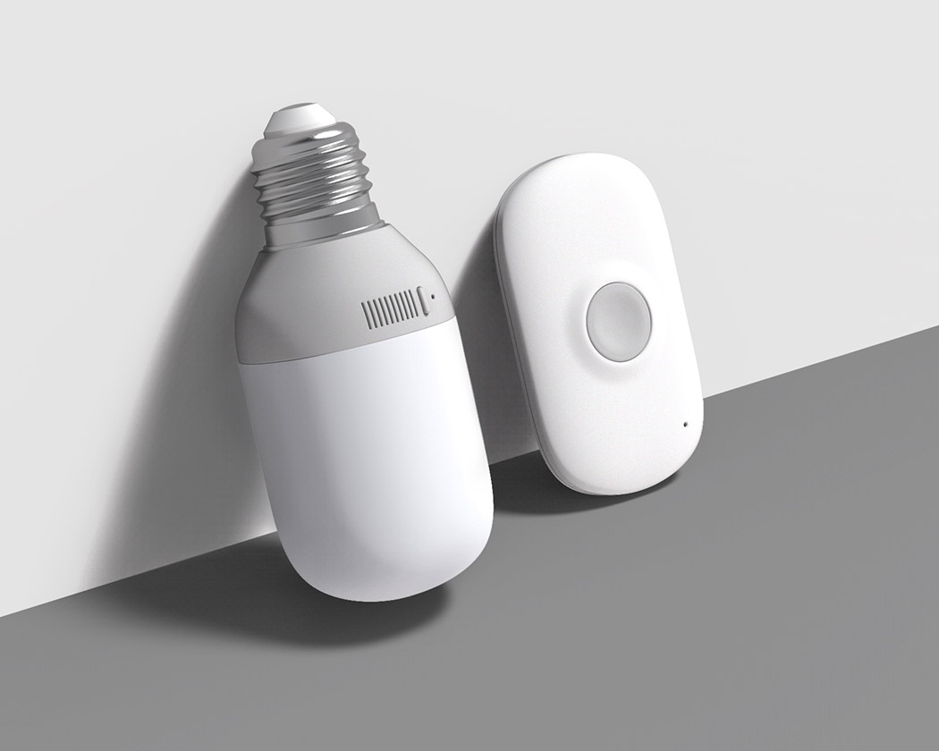 A Doorbell For The Deaf Yanko Design