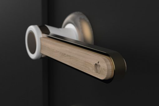 Ada Door Handle Yanko Design - Ada bathroom door handle