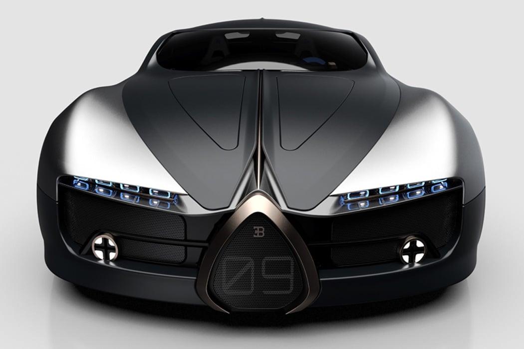 The Car Company >> The Bugatti of future past! | Yanko Design