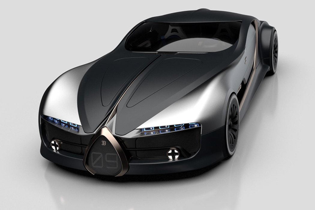 the bugatti of future past
