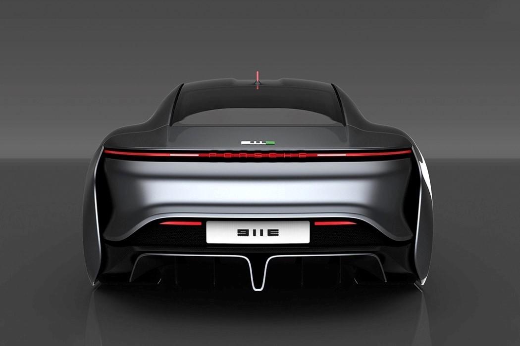 A Posh Porsche From The Near Future Yanko Design