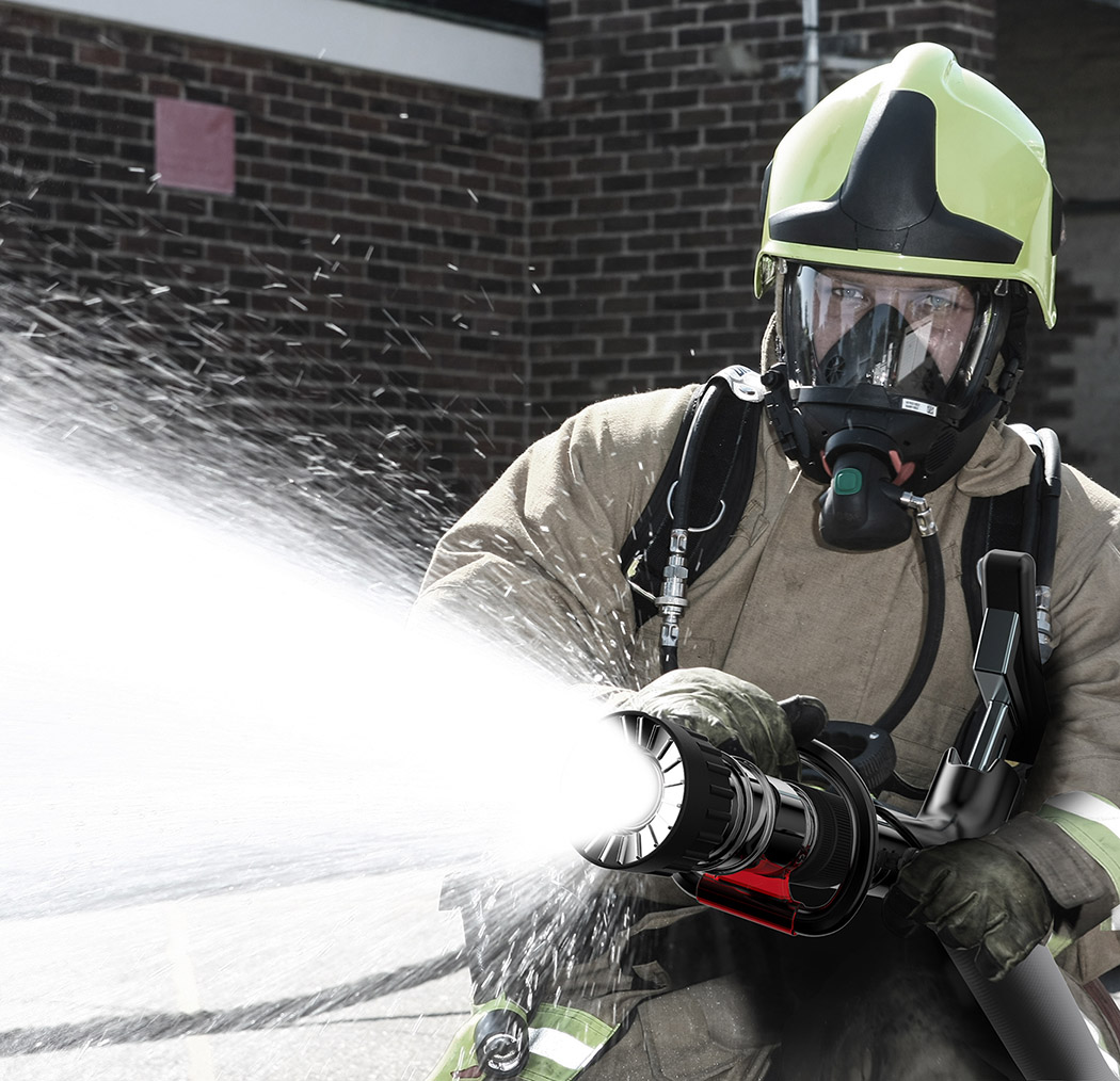 Ever seen a firehose on the loose?! Itu0027s downright dangerous! That extreme pressure takes 2 to 3 strong firemen to handleu2026 until now. & Taming the Firehose | Yanko Design