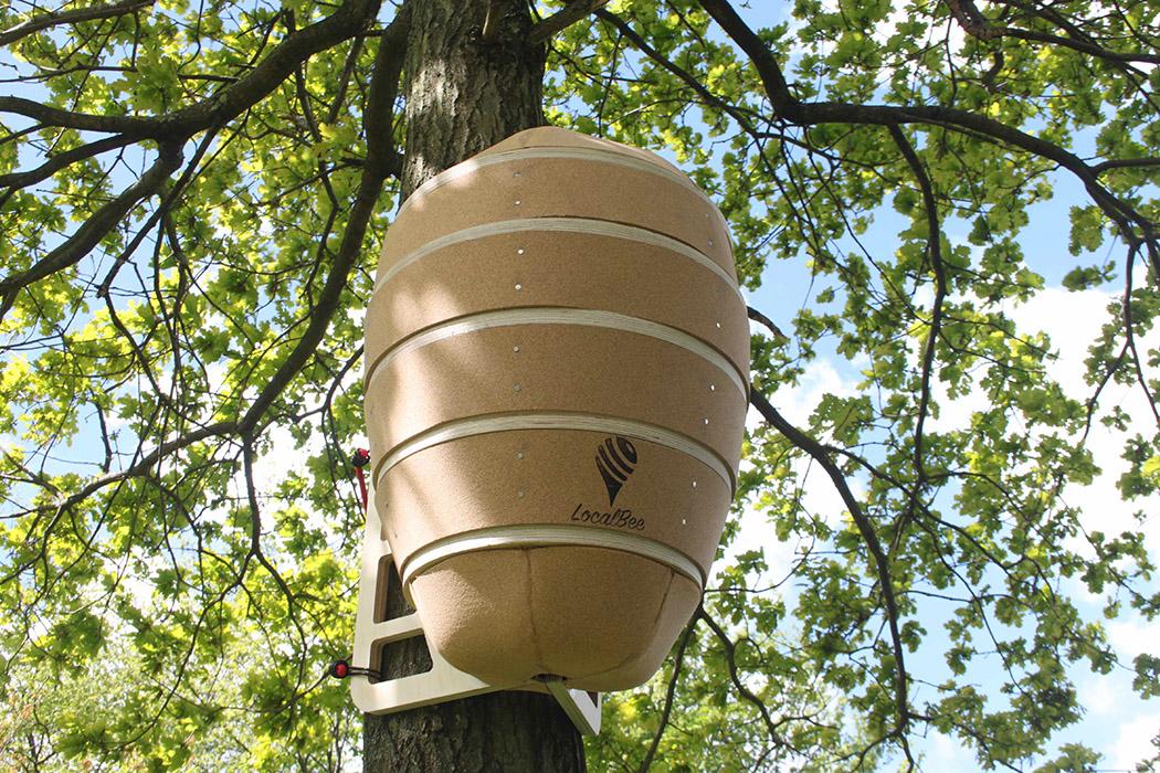 A Buzzworthy Beehive | Yanko Design - photo#48