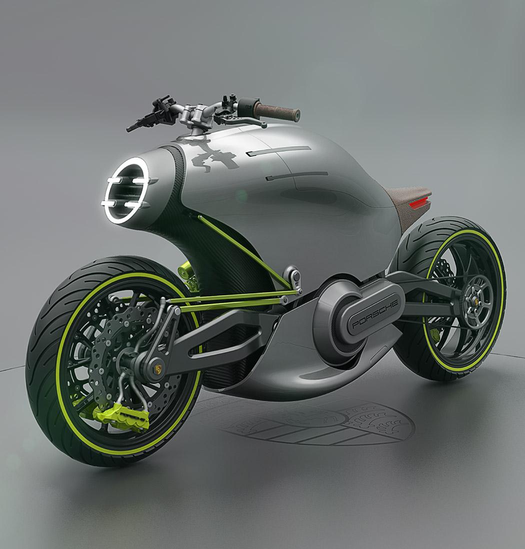 Half A Porsche Twice The Fun Yanko Design