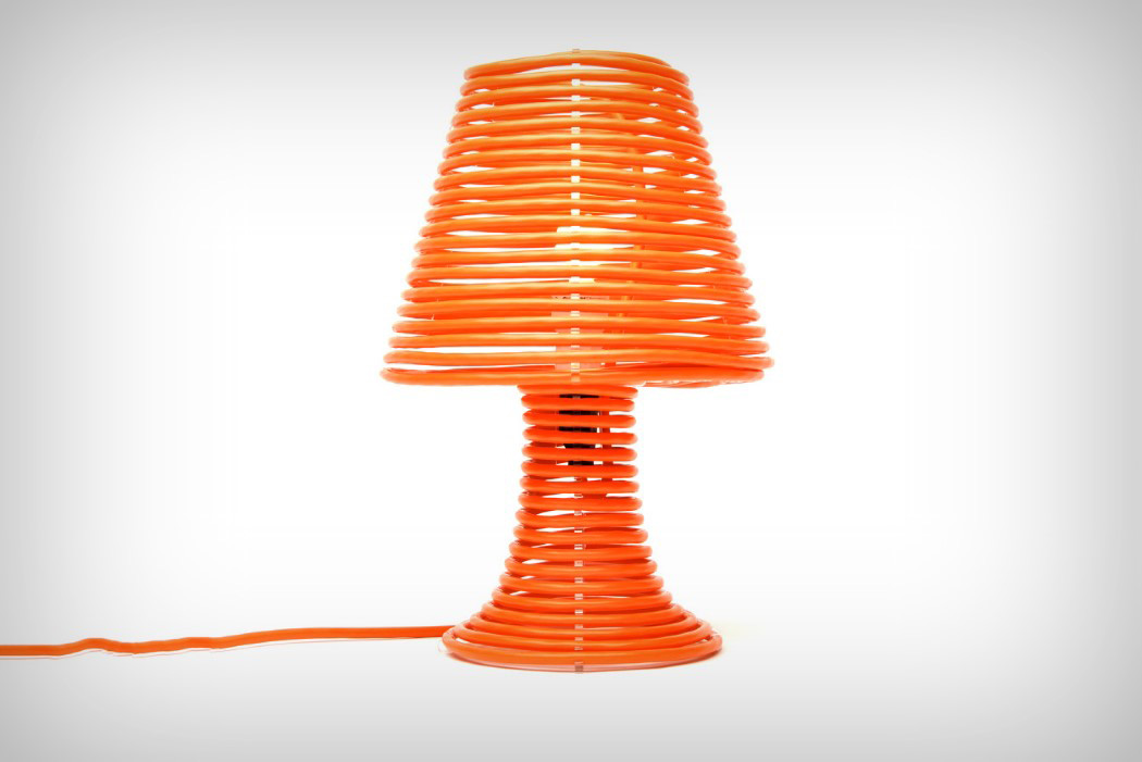 Magnificent An Eccentric Electric Wire Lamp Yanko Design Wiring Database Ioscogelartorg