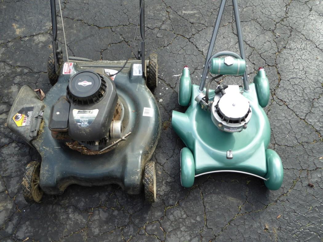 A Retro Lowriding Lawnmower Yanko Design