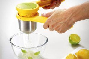 Squeeze life's lemons!