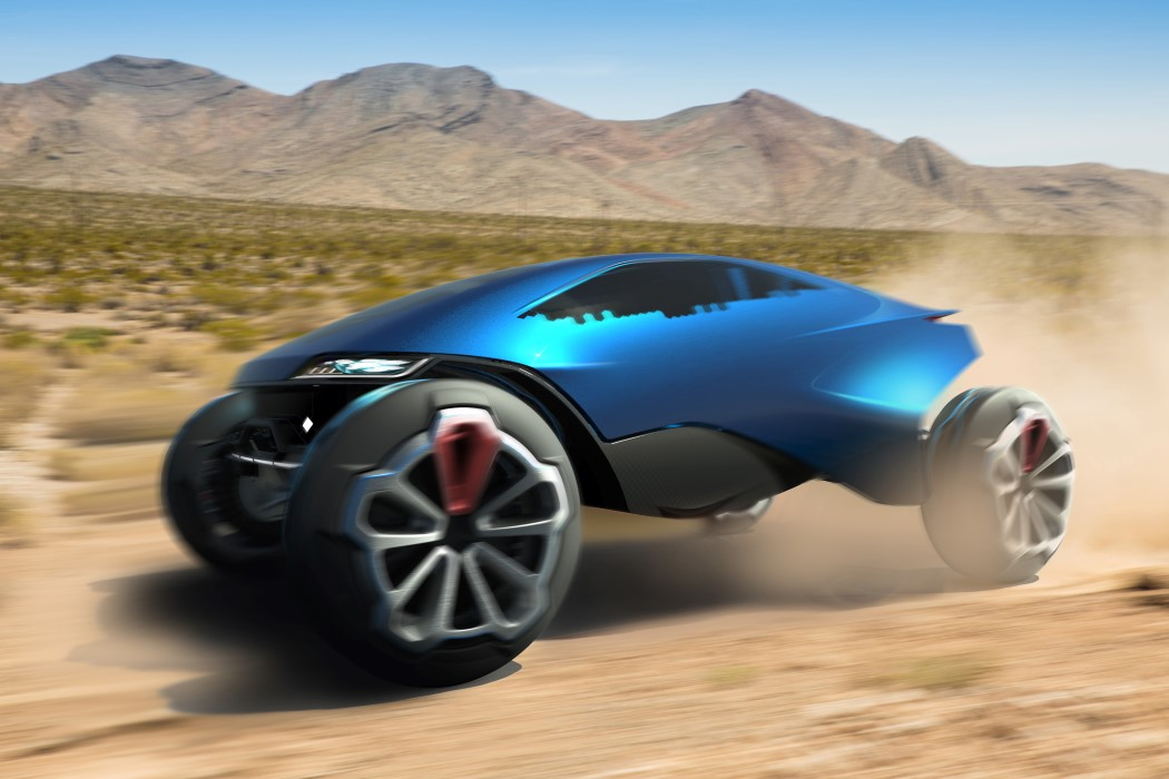 A Ride For The Wanderer Of The Future Yanko Design